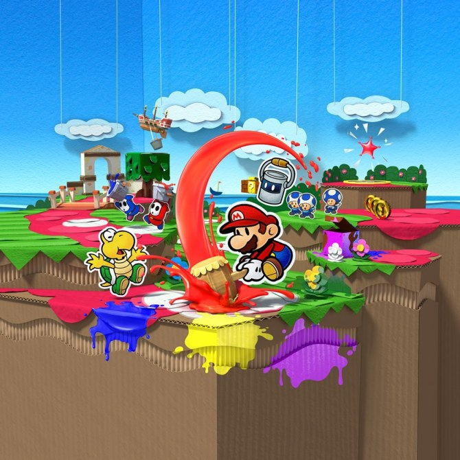 WiiU_PaperMarioColorSplash_E32016_illustration_01